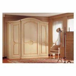 Jireh Brown Bedroom Wardrobe