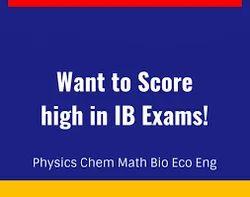 IB Physics Home Tutor