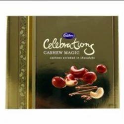 Cadburys Cashew Magic Chocolate