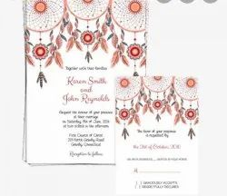 Invitation Cards Printings Services