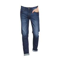 Blue JIMMY JACKSON Mens Straight Fit Jeans