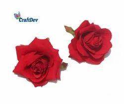 Rose Velvet Flower