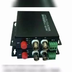 Fiber Optic AV Convertor
