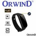 Micro Spy Security Camera In Wrist Band Smart Watch