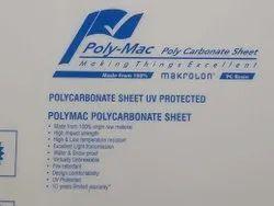 Poly-Mac Polycarbonate Sheet
