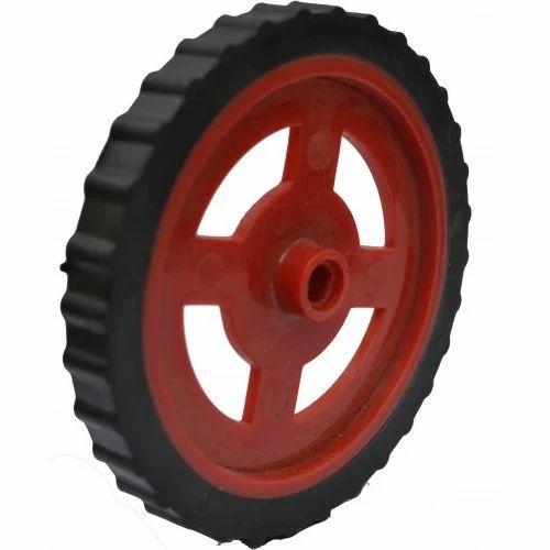 Anvtronix Thin Bo Motor Wheels For Robotics Rs 15 Piece Id