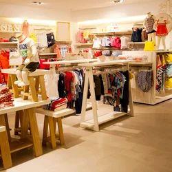 Retail Shops Interior Design Service