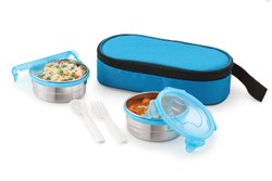 Airtight Lunch Box With Insulated Bag