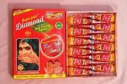 红色樱桃指甲花Mehandi锥,个人,包装大小:50克