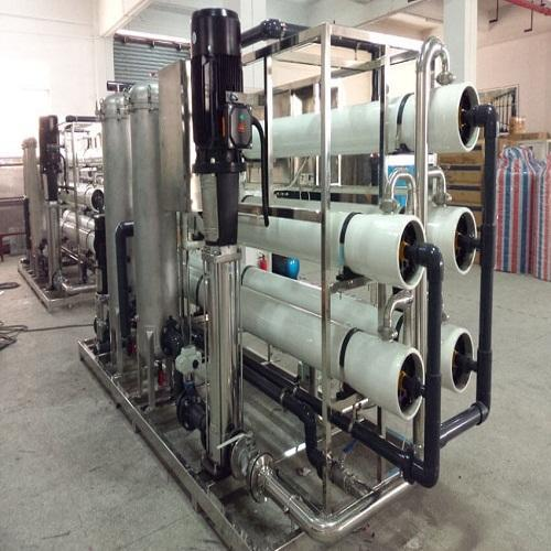 Multi Stage Sea Water Purification Systems