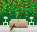 Rangoli Greenry Digital Wall Painting, For Home Decor