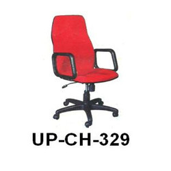 High Back Red Executive Chair
