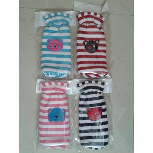 6473be0f9acf1 Male Baby Striped Bottle Cover