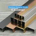 SS Floor U Shape Profiles