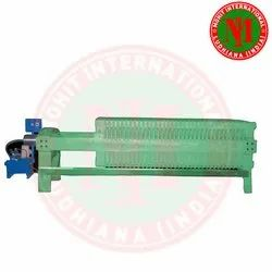 Filter Press with Hydraulic Power Pack System