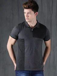Black Polo Type T-Shirts