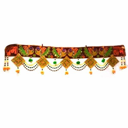 Multicolor Designer Door Toran  sc 1 st  IndiaMART & Multicolor Designer Door Toran Rs 225 /piece Marutinandan ...