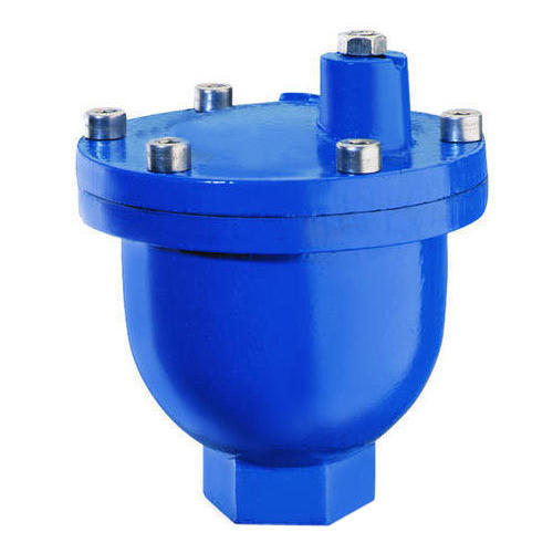 Blue Single Orifice Air Valve