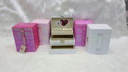 Treasure Jewellery Wooden Box