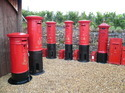 Semi-automatic Mild Steel Pillar Boxes, Ip Rating: Ip33