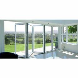 Alston Window White UPVC Door, 5-20 Mm, Exterior