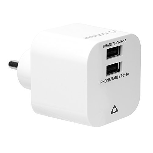 1c98c6524 White USB Mobile Charger