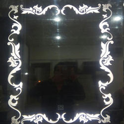 LED Fancy Mirror