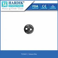 Suture Disc (Titanium)