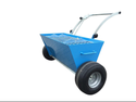 Topping Material Spreader
