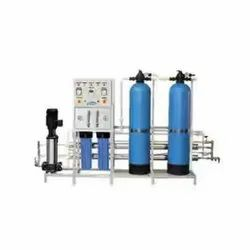 Industrial Water Plant, Capacity: 1000 l/hour