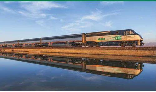 GMS Worldwide Express Pvt Ltd  - Service Provider of Rail