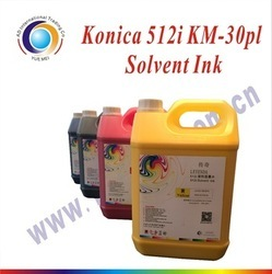 Konica 512i Solvent Printing Ink