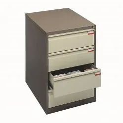 Ms Brown and Whie Tool Storage Cabinet, For Industrial