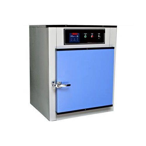 500 Degree Mild Steel Universal Oven, Capacity: 100-500 Kg