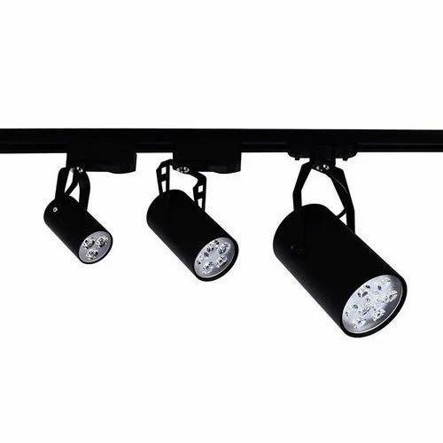 Led Track Lighting India: LED Outdoor Tracking Light, Rs 1000 /piece, Mansi Lights