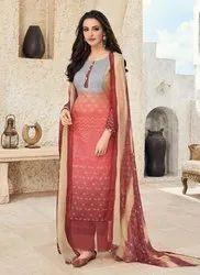 Bandhani Printed Daily Wear Cotton Palazzo Suits