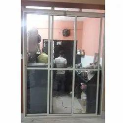 Partition Doors Aluminium Sliding Door, Interior