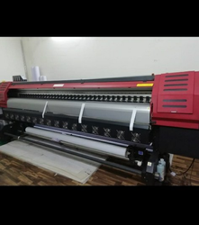 Epson DX5 Eco Solvent Digital Flex Printing Machine
