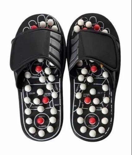 top brands the best online store Mens Slippers - Yoga Paduka Acupressure Flip Flop Slipper ...