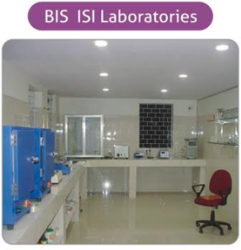 BIS ISI Lab Certification Service