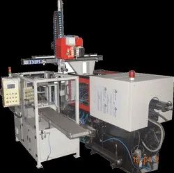 Multi Cavity In-Mould Labelling Robot