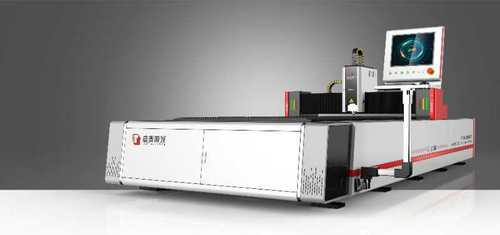 Raycus Laser Metal Cutting Machine