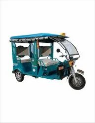 SS Battery Operated Rickshaw