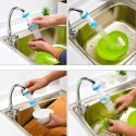Saving Extended Filter Kitchen Plastic Faucet