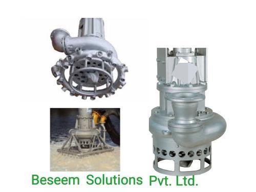 BEHP Harder Dredge Pump, Max Flow Rate: 10-500 M3/hr