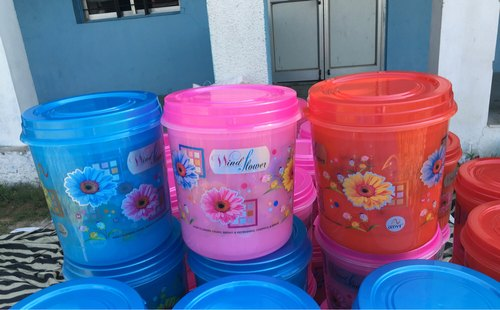 3 Piece Household Container Set
