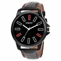 Black And Brown Fashion Analog Watches