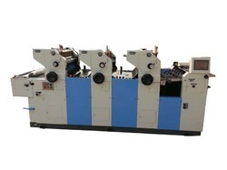 Prakash Offset Color Printing Machine, Automation Grade: Automatic