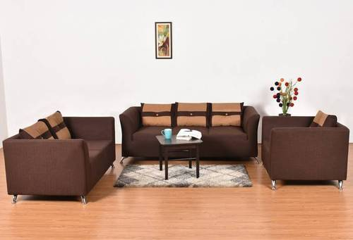 Phenomenal Boss Fabric 3 2 1 Brown Sofa Set Squirreltailoven Fun Painted Chair Ideas Images Squirreltailovenorg