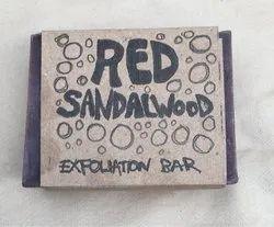 Handmade Red Sandalwood Soap